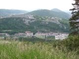 Die Zitadelle von Besancon